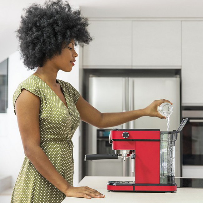 Kaffemaskine - Thermoblock