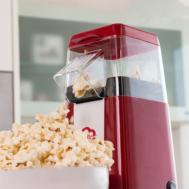 Popcornmaskine - Oliefri
