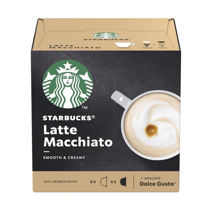 Kaffekapsler - Starbucks Latte Macchiato