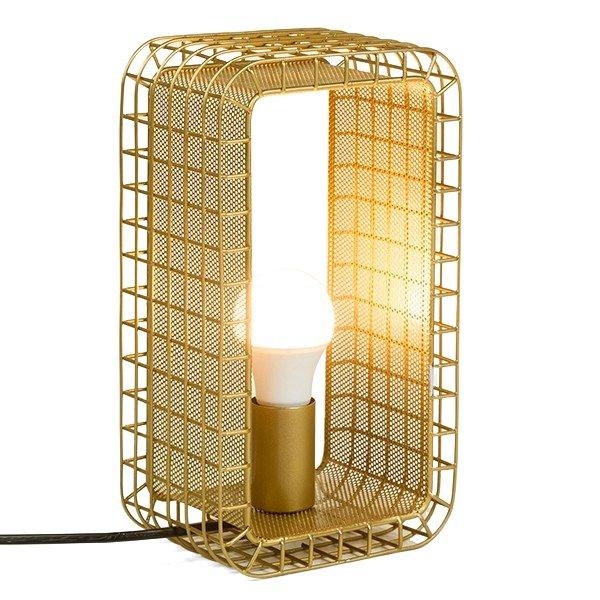 Lampe - Retro messing