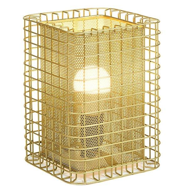 Bordlampe - Retro - Messing