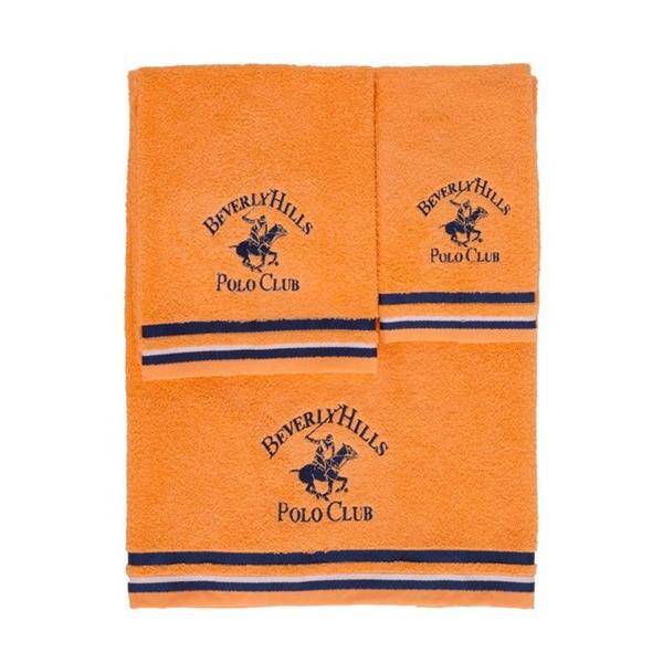 Håndklæder - 3 stk Polo Club