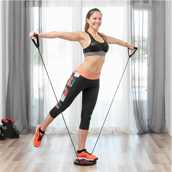 Træningsdisk - Kardio & Fitness