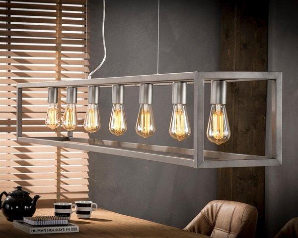Industri lampe - 170 cm - Håndlavet