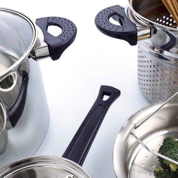 Køkkengryder sæt som foto