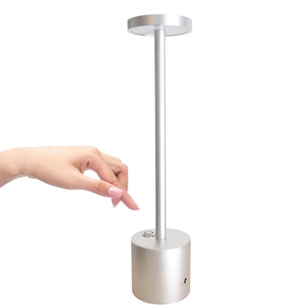 LED lampe - 34 cm - 3 Trin belysning