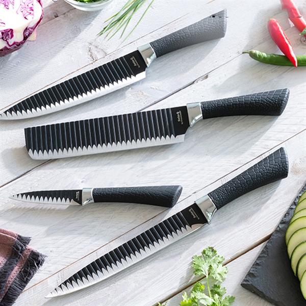 Knivesæt - 4 x skarpe knive