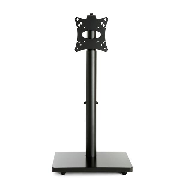 TV Stand - Svart - Justerbar - 32 till 65 tum