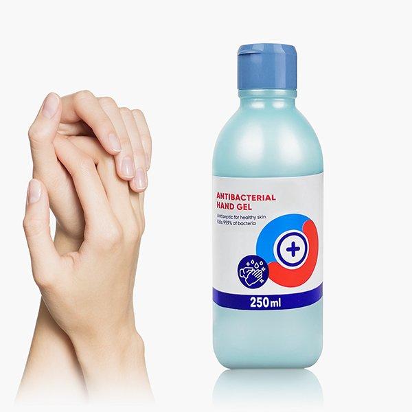 Desinficerende håndgele 250 ml