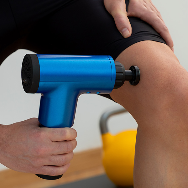 Massagepistol - Professionel massageapparat