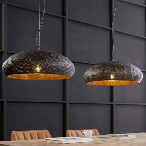 Lampesæt - 2 x Ø 50 cm