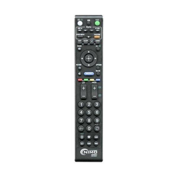 Sony fjernbetjening - Universal